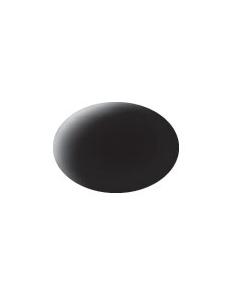 Nr.8 - Aqua Zwart, mat (REV36108)