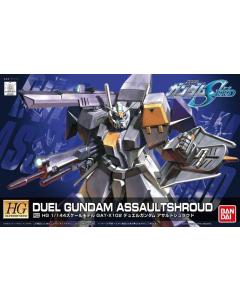 1/144 HGCE GAT-X102 Duel Gundam Assault Shroud (BAN14203)