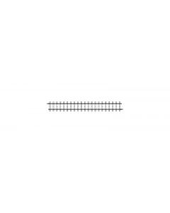 H0m Rechte Rail 162,3mm Bemo 4281000