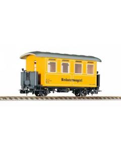 0e Personenrijtuig Krauterwagerl, spoorbreedte H0 (FLE2311)