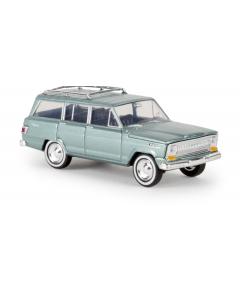 H0 Jeep  Wagoneer,  gruen  metallic (BRE19853)