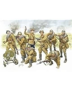 1/35 Red Army Infantry (1940-1942) (ZVE03526)