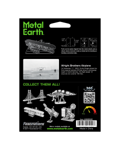 Metal Earth: Wright Brothers Airplane - MMS042 Metal Earth 570042