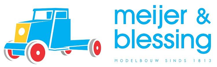 Het Meijer en Blessing Logo